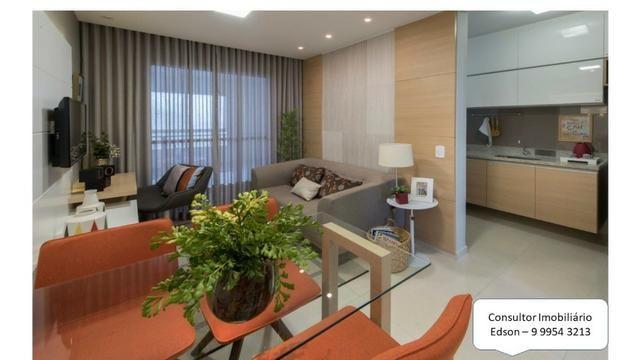 UED-26 - Apartamento 2 quartos em morada de laranjeiras - Foto 7