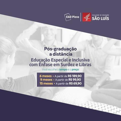 Faculdade de educação São Luis EAD - Foto 3