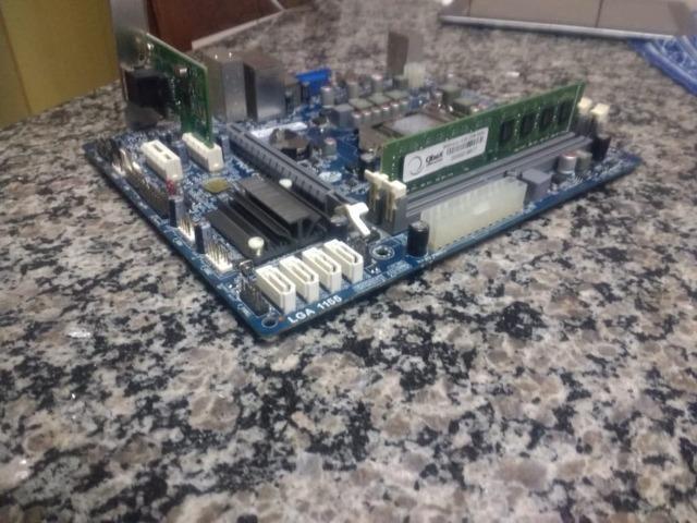 Peças de Computador - [ socket 1155 - DDR3 - I3 ]