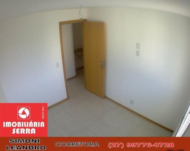 SCL -58 - Lazer Completo - Alugo Apartamento de 2quartos no SerraMar - Foto 5