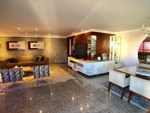 Apartamento no Guararapes - 192m² - 3 Suítes - 3 Vagas (AP0620) - Foto 5