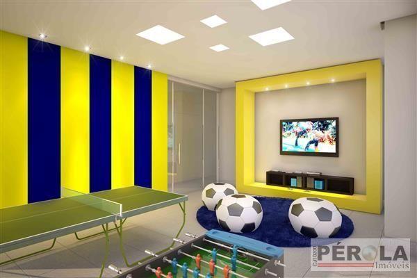 Apartamento  com 3 quartos no RESIDENCIAL ESSÊNCIA HOME CLUB - Bairro Jardim América em Go - Foto 14