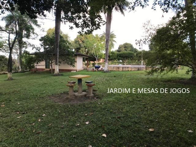 More Cercado de Natureza nessa Linda Chácara à 30 Min do Recife C/ Lazer e Mto Verde - Foto 18