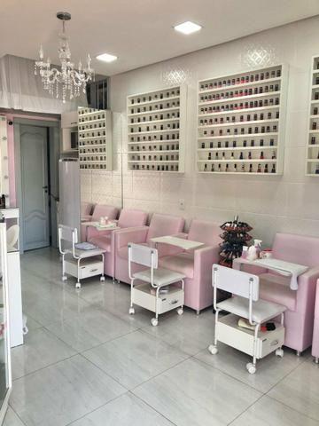 Vendo ponto de Esmalteria (salão de beleza, estética, stúdio) - Foto 4