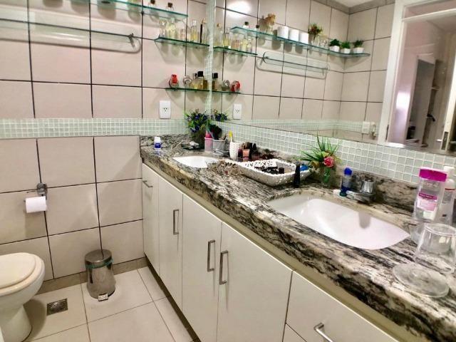 Apartamento no Santa Chiara na Aldeota com 158² / 03 suítes / 03 vagas - AP0634 - Foto 9