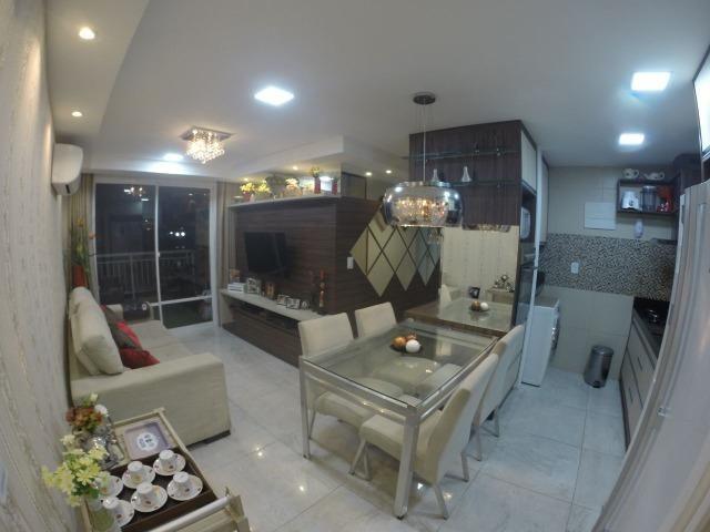 Excelente apartamento no Reserva Passaré III, projetado e reformado!!! - Foto 10