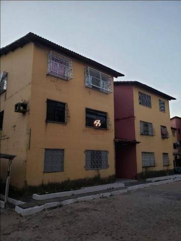 Apartamento com 2 dormitórios à venda, 52 m² por R$ 85.000 - Passaré - Fortaleza/CE ACEITA - Foto 8