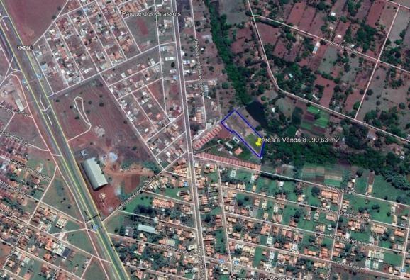 Vende-se Área em Goianira - Foto 4