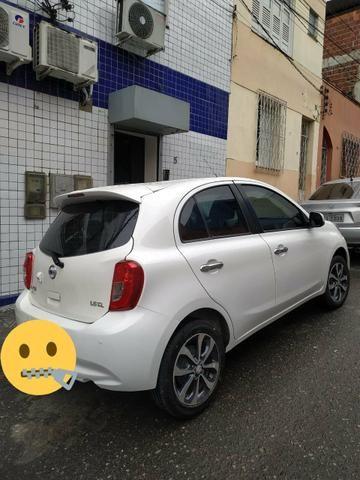 Nissan March Completo e Revisado!! - Foto 4