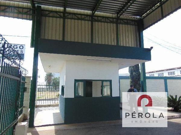 Comercial galpão / barracão - Bairro Fazenda Santa Rita em Goiânia - Foto 4