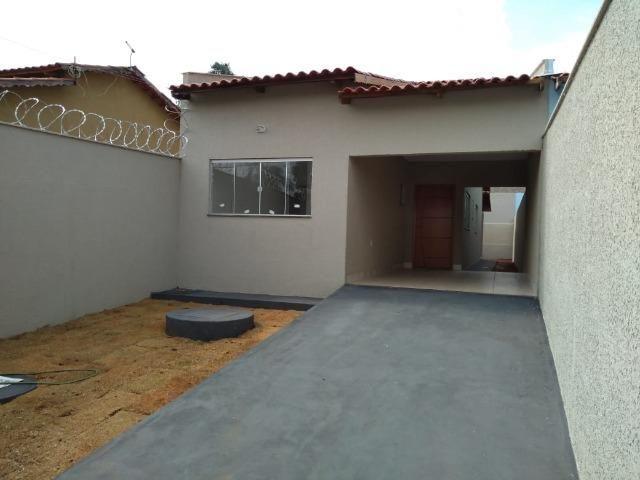 Casa no residencial itaípu