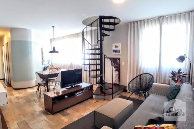 Apartamento à venda com 3 dormitórios em Estoril, Belo horizonte cod:239931 - Foto 2