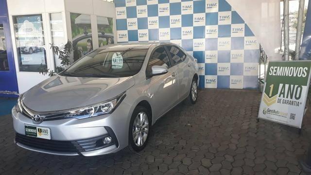 Corolla Xei 2017/18 2.0 16V Flex Carro Impecável Completo