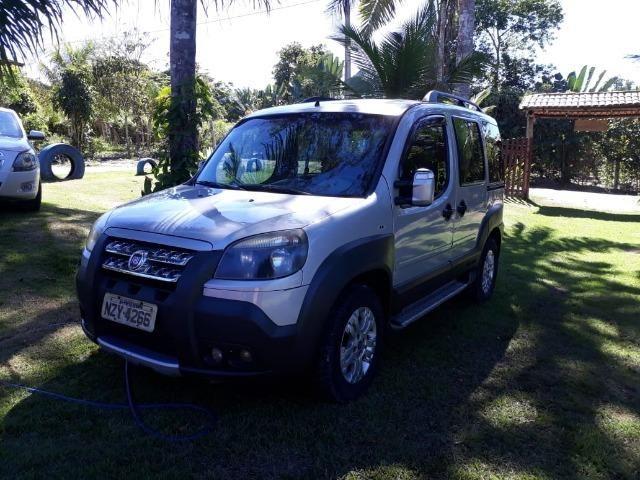Fiat Doblo 1.8 - Adventure