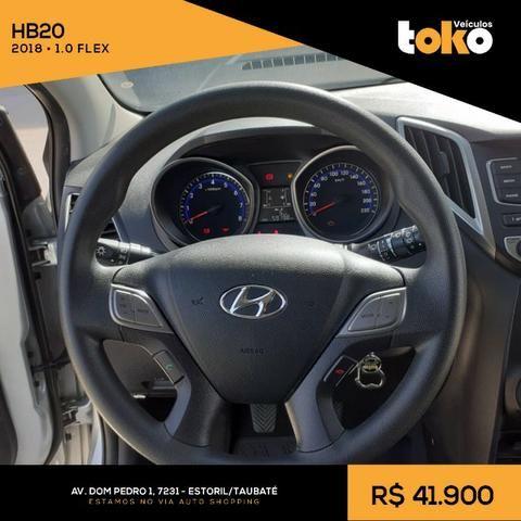 Hb20 Hatch 1.0 - 2018 - Foto 3