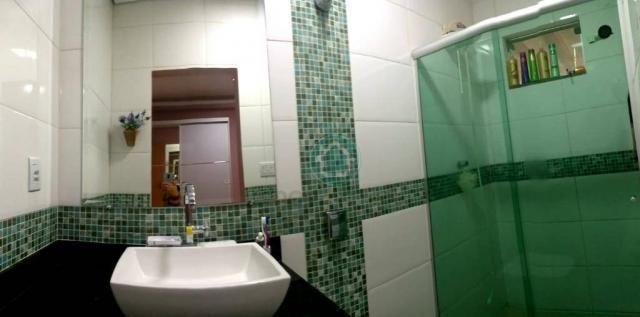 Casa com 4 dormitórios à venda, 220 m² por R$ 380.000 - Cohafama - Campo Grande/MS - Foto 3