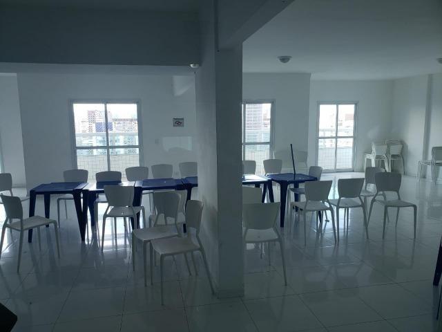 (Thamir) Apartamento 2 dormitórios 150 metros da praia, no bairro da Guilhermina - Foto 15