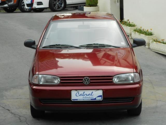 VolksWagen Gol CLi / CL/ Copa/ Stones 1.6 - Vermelho - 1996 - Foto 2