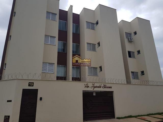 Apartamento à venda, 2 quartos, 2 vagas, Olinda - Uberaba/MG