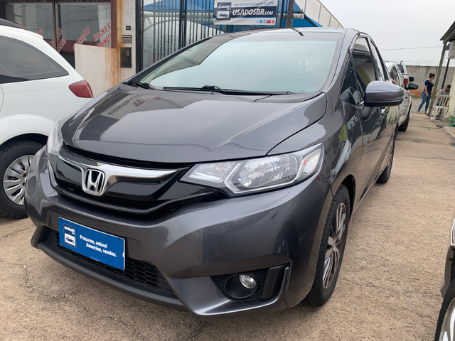 Honda FIT 2015 EXL - Foto 2