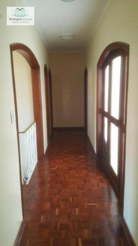Sobrado com 4 dormitórios para alugar, 339 m² por R$ 5.000/mês MAIS IPTU DE R$350,00 - Jar - Foto 17