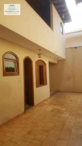 Sobrado com 4 dormitórios para alugar, 339 m² por R$ 5.000/mês MAIS IPTU DE R$350,00 - Jar - Foto 14