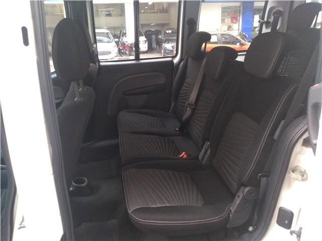 Fiat Doblo 1.8 mpi essence 7l 16v flex 4p manual - Foto 12