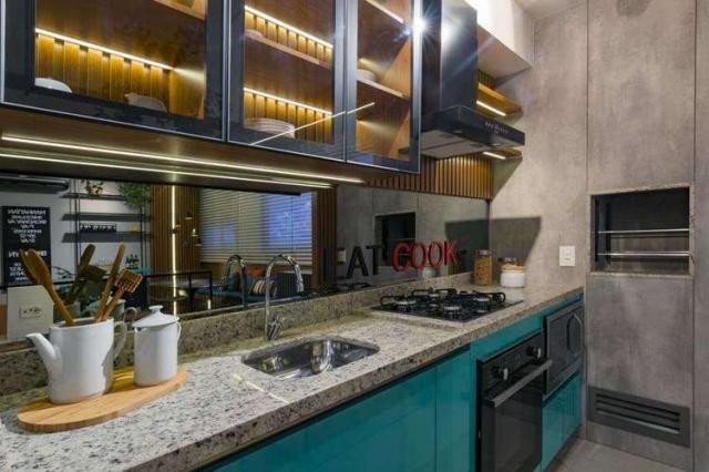 Enjoy - Apartamento de 2 ou 3 quartos com ótima localização em Londrina, PR - Foto 11
