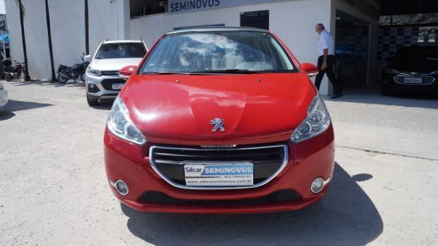 Peugeot 208 1.6 griffe 16v flex 4p automatico - Foto 2
