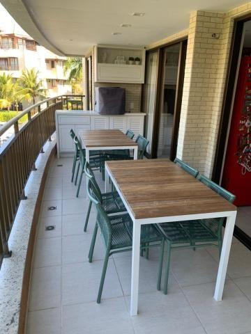 Apartamento à venda com 4 dormitórios em Praia do japão, Aquiraz cod:DMV185 - Foto 9