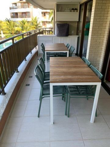 Apartamento à venda com 4 dormitórios em Praia do japão, Aquiraz cod:DMV185 - Foto 10