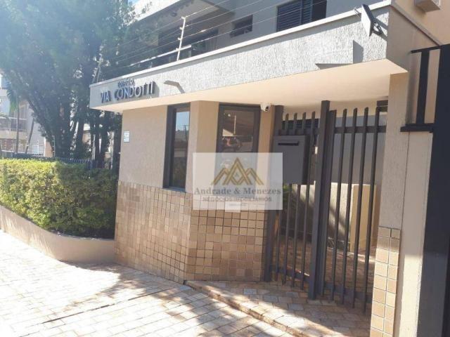 Apartamento com 3 dormitórios à venda, 95 m² por R$ 360.000,00 - Jardim Irajá - Ribeirão P