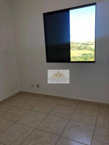 Apartamento com 2 dormitórios para alugar, 42 m² por R$ 700,00/mês - Bonfim Paulista - Rib - Foto 7