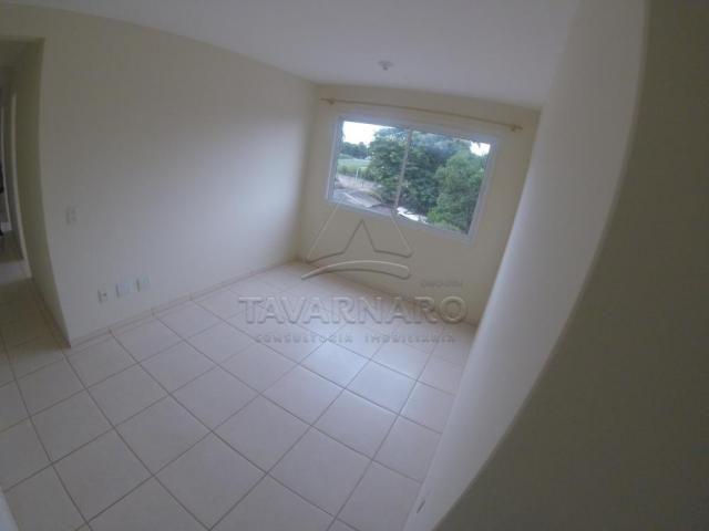 Apartamento para alugar com 3 dormitórios em Uvaranas, Ponta grossa cod:L2001 - Foto 4