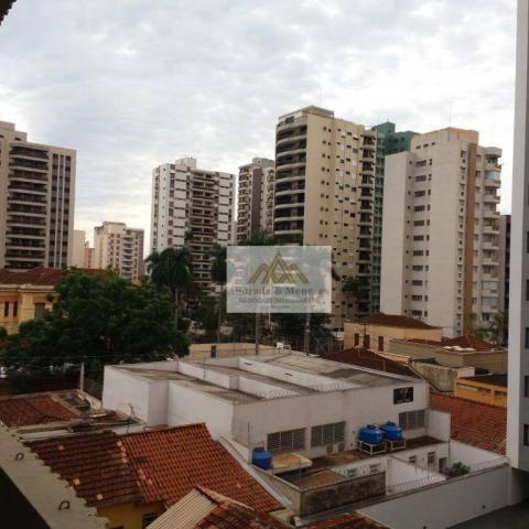Apartamento com 1 dormitório para alugar, 69 m² por R$ 750,00/mês - Centro - Ribeirão Pret - Foto 6
