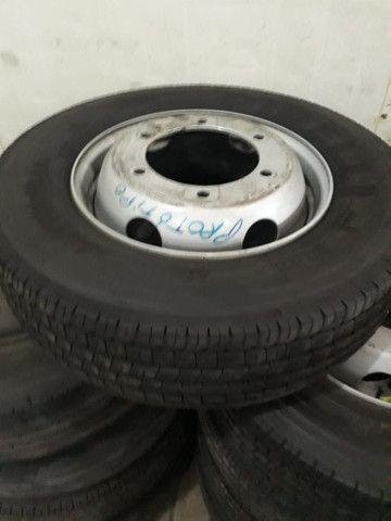 Rodas original para caminhão 3/4 215/75 R17,5 e 235/75 R17,5  Accelo 1016, VW/  Mercedes - Foto 5