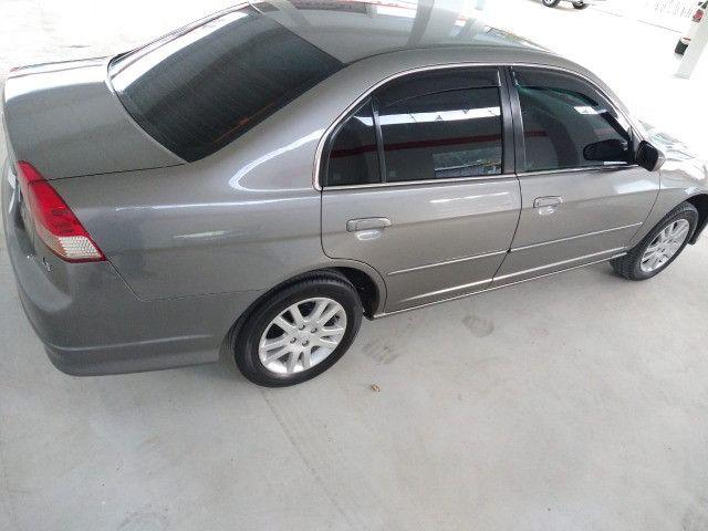 Honda civic LX 1.7 115 CV 2006 Automático - Foto 14