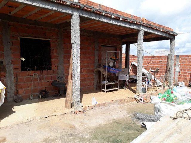 Vendo casa grande e barato em feira de santana, Bahia. sou do rio de Janeiro 55.000,00 - Foto 5
