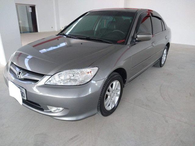 Honda civic LX 1.7 115 CV 2006 Automático - Foto 15