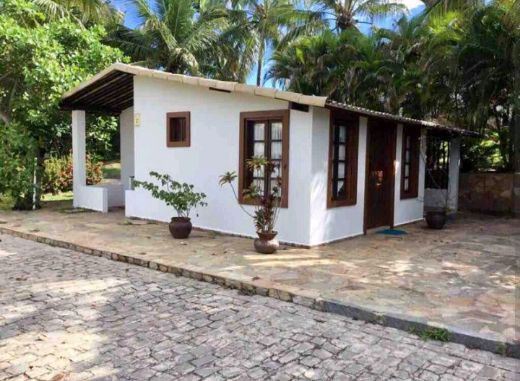 Casa solta na praia de Itamaracá