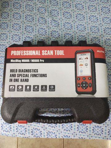 Scanner Autel Maxidiag MD 808 Pro - Foto 2