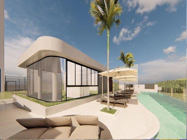 Apartamento em construção, 03 suítes, piscina, varanda, 03 vagas de garagem privativas, Ba - Foto 13