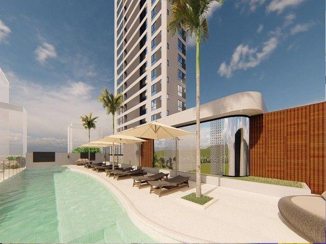 Apartamento em construção, 03 suítes, piscina, varanda, 03 vagas de garagem privativas, Ba - Foto 14