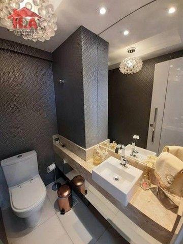 Apartamento com 3 dormitórios à venda, 136 m² por R$ 950.000,00 - Aldeota - Fortaleza/CE - Foto 7