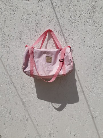 Bolsa mochila Chillibeans rosa bebê  - Foto 4