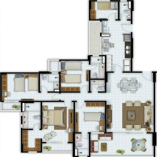 Apartamentos novos no Condomínio Broadway, vizinho ao Shopping Riomar. - Foto 2