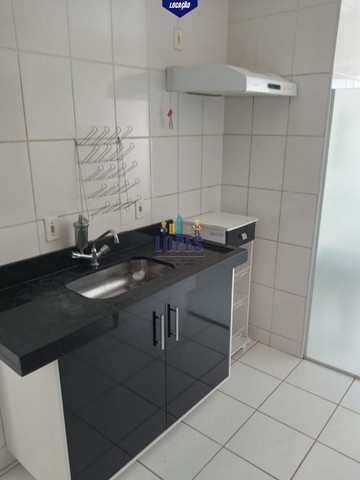 Alugo apartamento 2 quartos semi-mobiliado no condomínio Monte Carlo.  - Foto 6