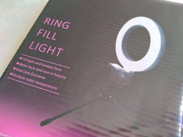 RingLight+Tripé - Superpotente!!! - Foto 2