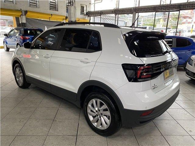 Volkswagen T-cross 2020 1.0 200 tsi total flex automático - Foto 6