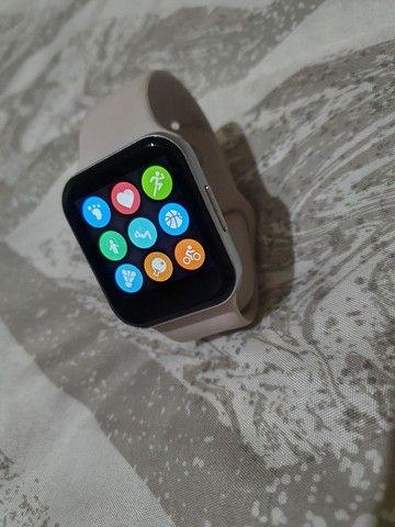 Relógio inteligente smartwatch P9 - Foto 2